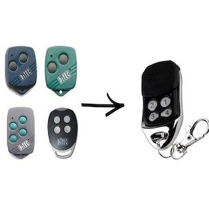 Remote Pro Ditec Compatible Remote