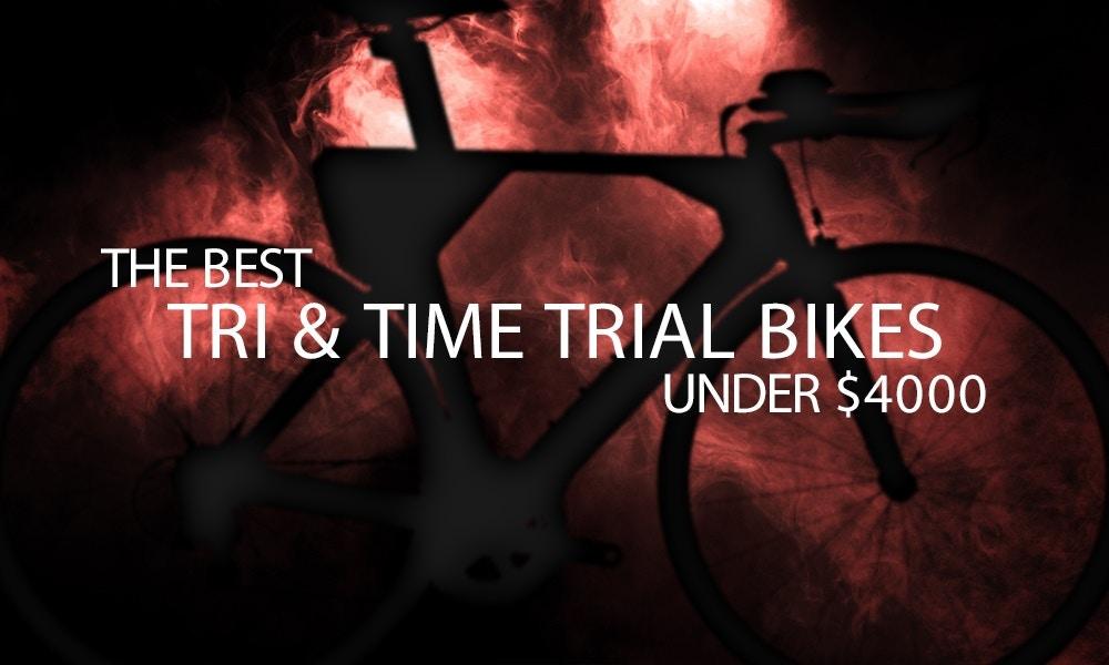 The Best TT & Triathlon Bikes for $4000