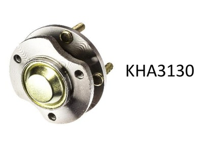 Kelpro FRONT WHEEL BEARING HUB PAIR for HOLDEN COMMODORE VR-VS W/O ABS KHA3130