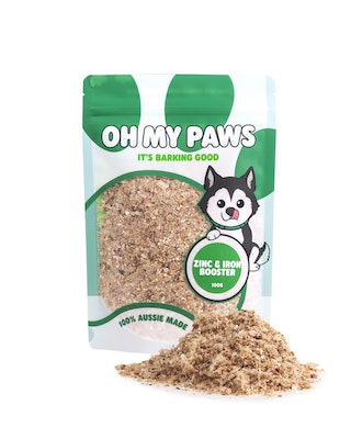 Oh My Paws Zinc & Iron Booster