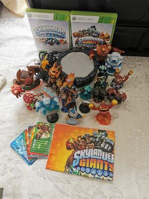 Skylanders and Skylanders Giants bundle