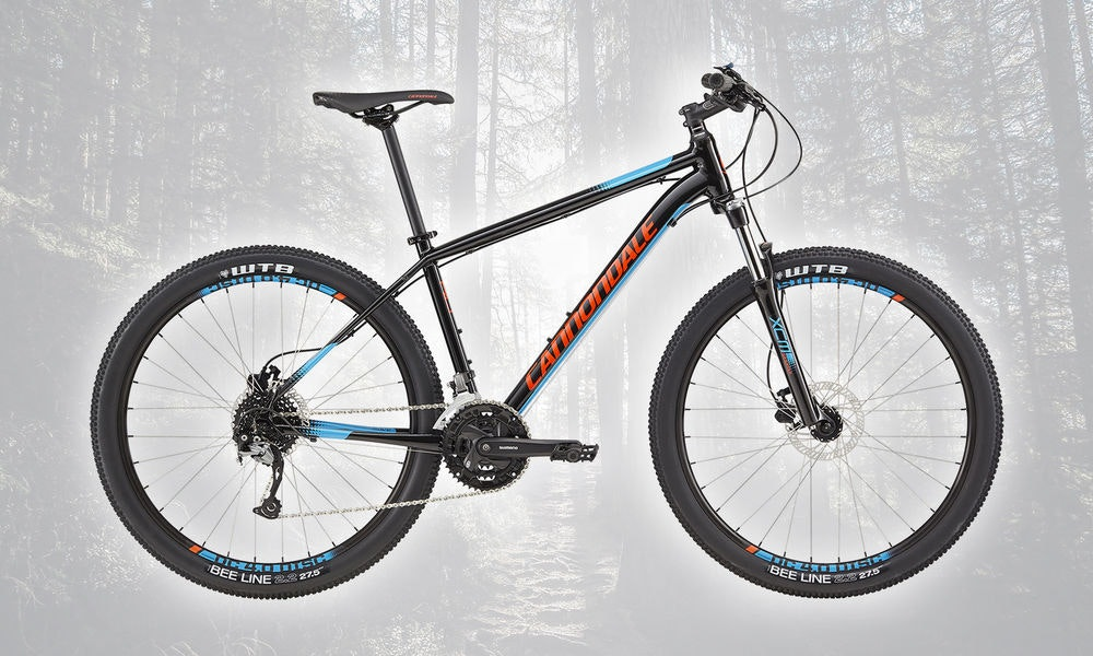 fullpage best hardtail mountain bikes under 1000 Cannondale 2017