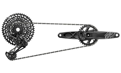 New 2018 SRAM GX Eagle 12-Speed Mountain Bike Drivetrain - Ten Things to Know