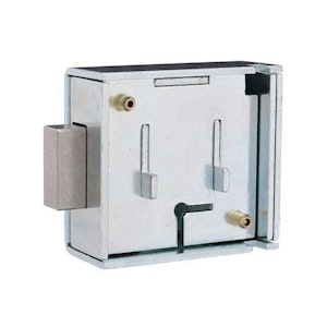 Ross 6 Lever Key Operated Safe Lock 600AL with 2 Keys
