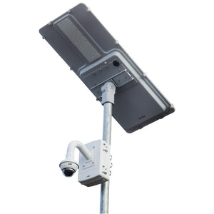 VIP Vision Remote View Solar Surveillance System (WiFi)
