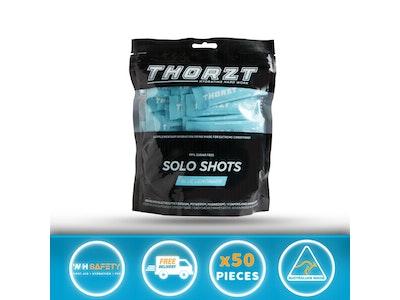 Thorzt Sugar-Free Solo Shot Electrolyte - Blue Lemonade 50 x 3g