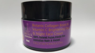 BOTANIX Collagen Boost & Vitamin C (Antiaging Day & Night Face Cream) 50mls