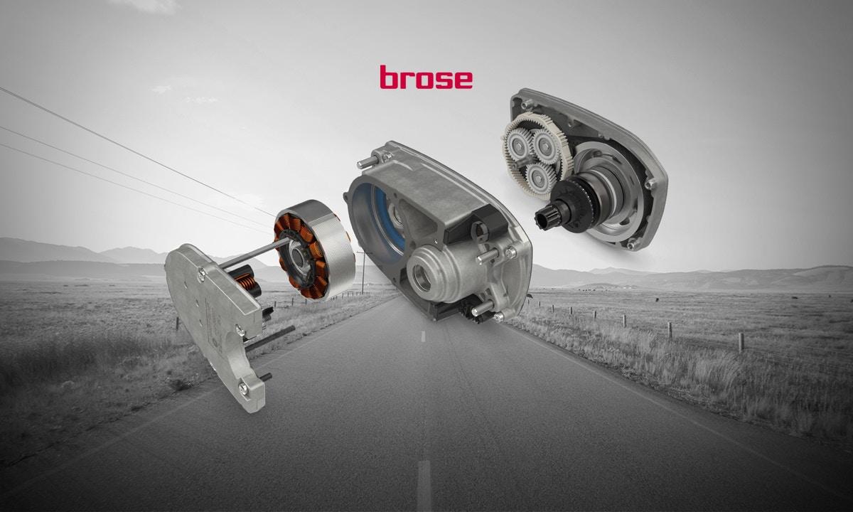 Brose E-Bike Motoren in der Übersicht