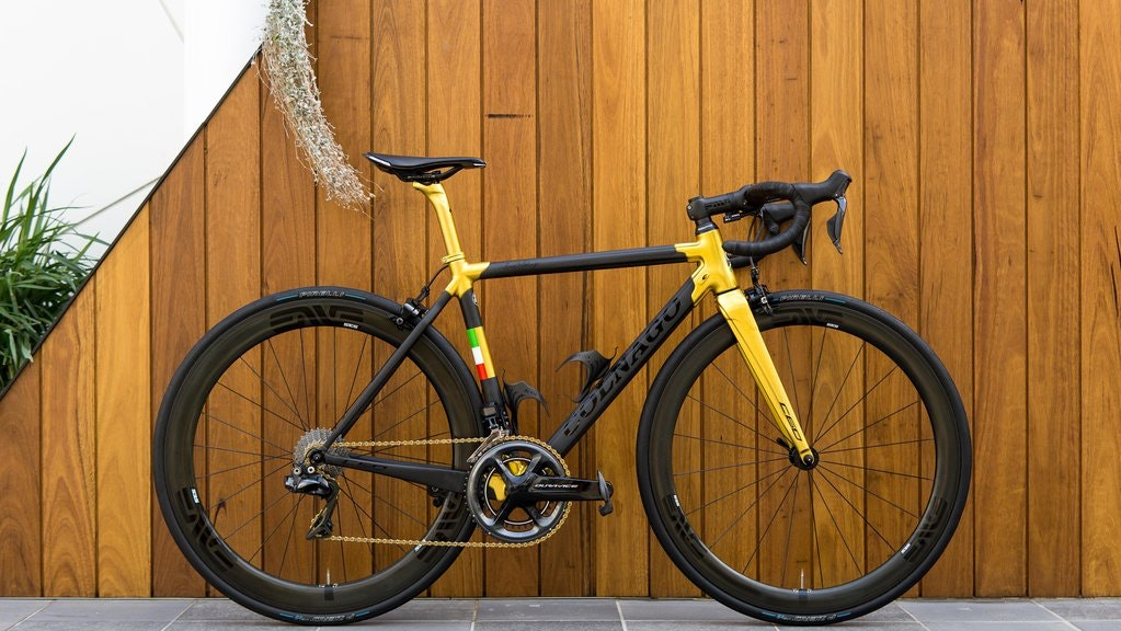 Colnago C60 Gold Docklands Cycles