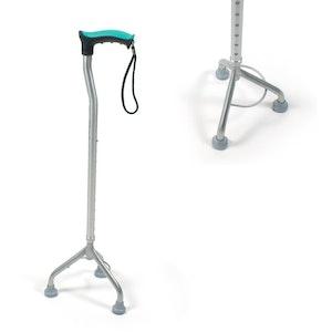 Tynor Walking Stick Tripod (Soft Top Handle)