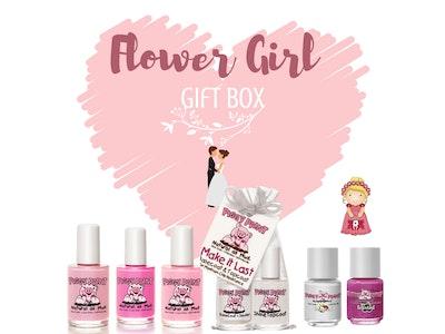 Piggy Paint Flower Girl Nail Polish Gift Pack