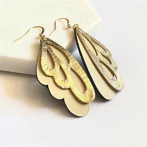 Swallow Butterfly Earrings