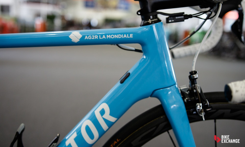Jan Bakelants Factor 02 Ag2r Pro Bike 2017 16