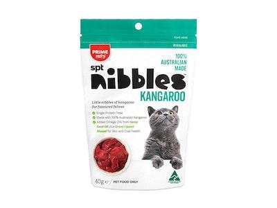 Prime Nibbles Kangaroo Cat Treats
