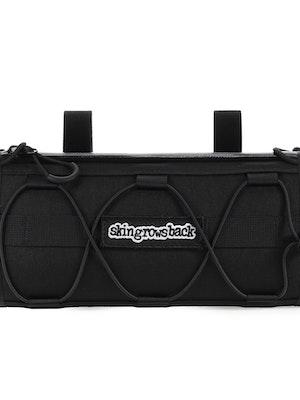 skingrowsback LUNCHBOX Handlebar Bag Black