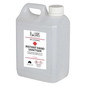 B Labs 5L Hospital Grade Hand Sanitiser