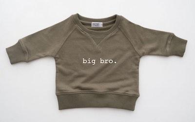 Big Bro Sweater - Olive