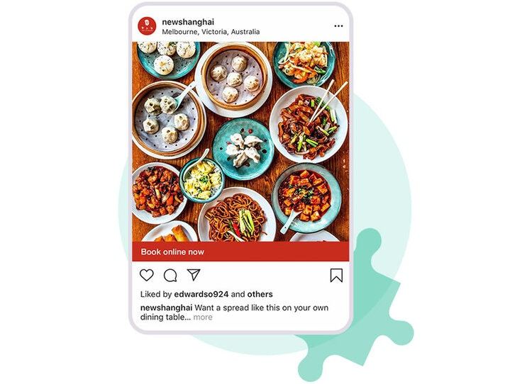 Social media campaigns for bars and restaurants