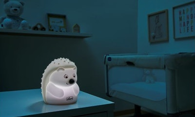 Chicco Larry the Hedgehog Rechargeable Lamp (USB)