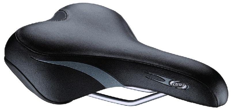 Memocomfort Saddle With Memory Foam BSD - 16, Seats & Saddles