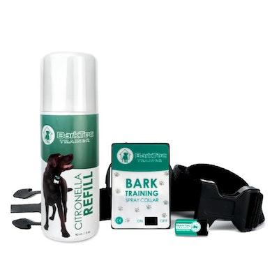eDog Australia Barktec BT-100 Bark Control Kit- Citronella Spray Collar With Refill