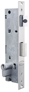 Lockwood Optimum double cylinder french door or bi-fold door lock (Cylinder NOT included)