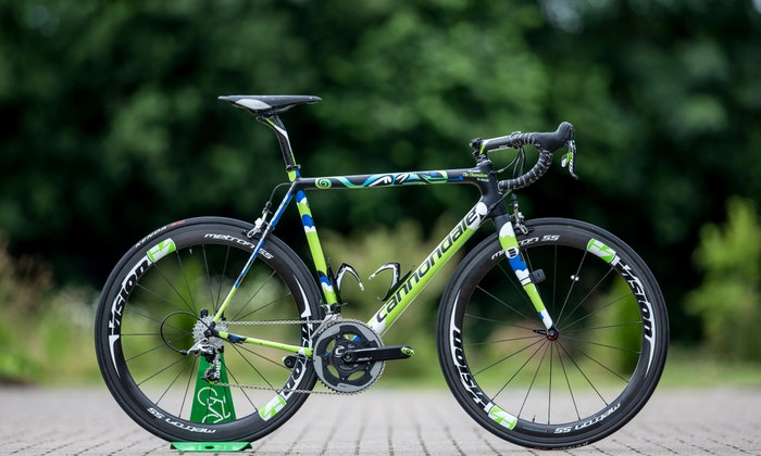 Cannondale Team bike Tour de France