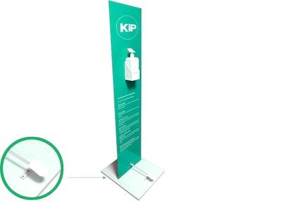 Kipkleen Manual Lite sanitizer dispenser