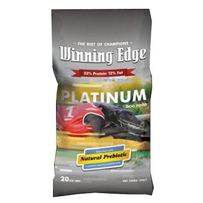 Winning Edge Kibble Protein & Energy Dog Food Platinum 20kg