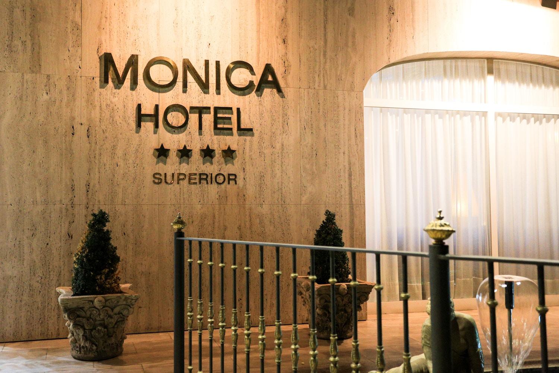 Hier werden (Biker-)Wünsche erfüllt - Hotel Monica in Cambrils