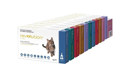 Revolution Cat 2.6 7.5kg Blue 3's