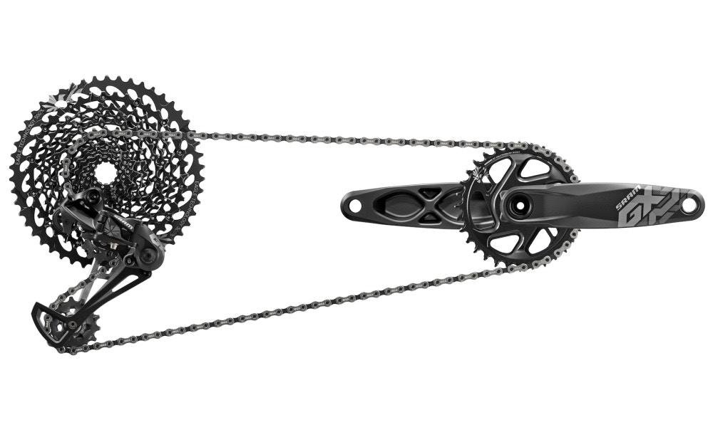 New 2018 SRAM GX Eagle 12-Speed Mountain Bike Drivetrain - Ten Things to Know