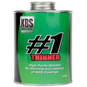 #1 Thinner 1 Litre Solvent Cleaner
