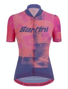Santini Forza Indoor Training Women's Jersey