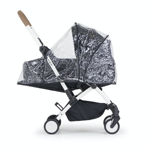 Bumprider Connect Carrycot Raincover - ORDERS TO BE DISPATCHED FROM THE WEEK OF 11TH JANUARY 2020