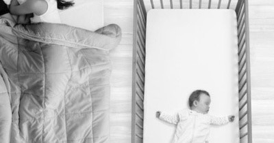 Create the safest possible sleep environment for your baby.