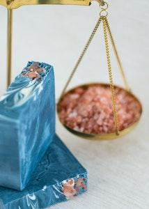 Handmade Natural Soap Bar - Mtoni
