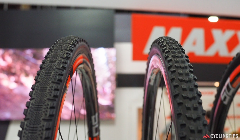 Maxxis Rambler Ravager gravel tires cyclingtips