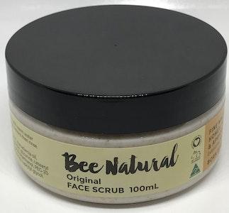 Bee Natural Original (Unscented) SCRUB 100mL