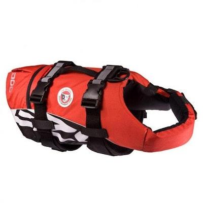 Ezydog DFD Dog Float Vest L Red