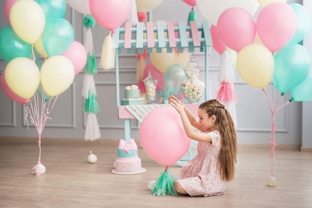 Luftballons: Der Allrounder für deinen Kindergeburtstag