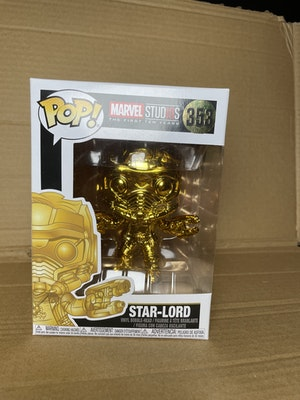 POP! Starlord (#353) Gold Anniversary Edition)