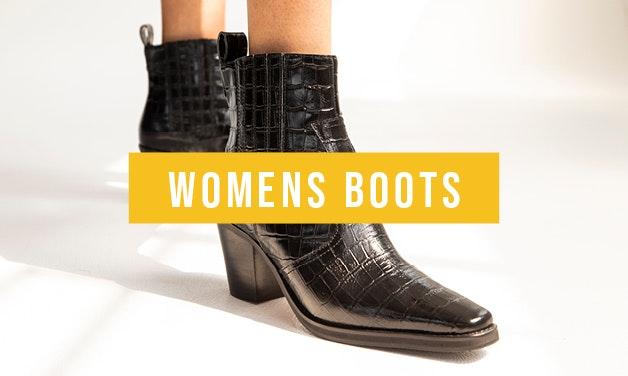 Shop Womens Boots on Crèmm