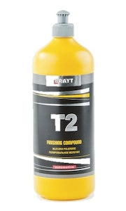 T2 Finishing Compounds - 3 Sizes Available