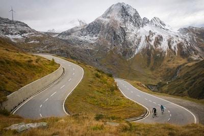 Met de fiets door Zwitserland: een uitdagend Alpenland