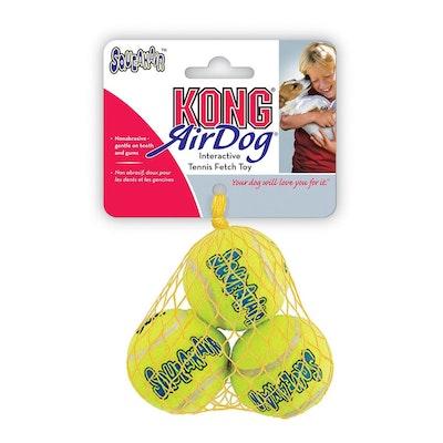 KONG Air Squeaker Balls Small 3 Pack