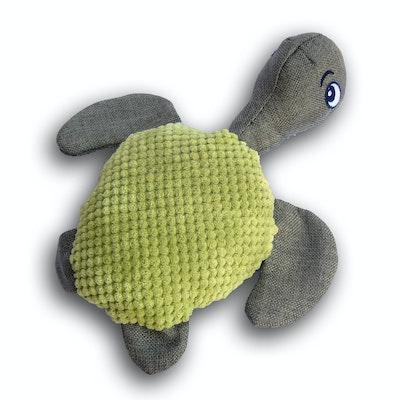 PetPat Pet Toys Crinkly Turtle