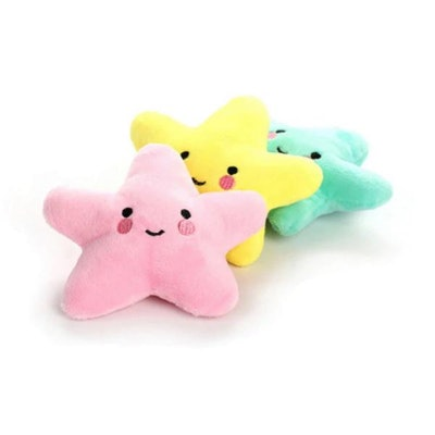 Doggy Topia Shooting Star Squeaker Dog Toy