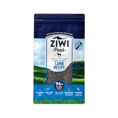 ZiwiPeak ZIWI Peak Air-Dried Lamb Recipe For Dogs - 1KG