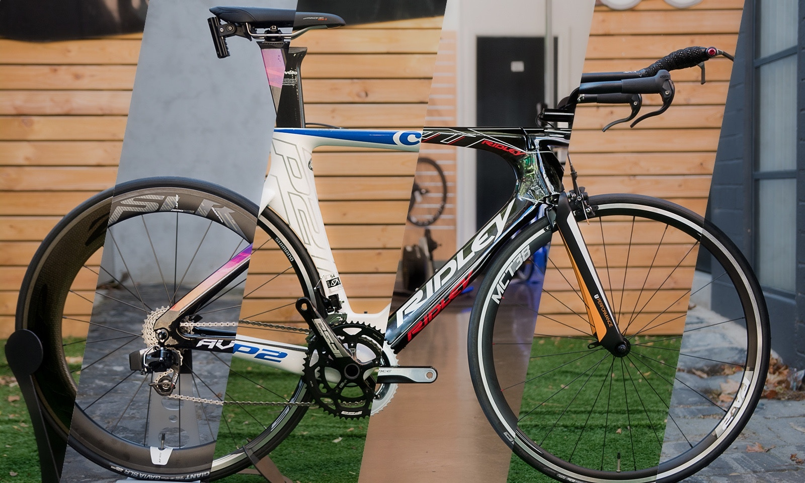 The ultimate guide to buying a triathlon bike.